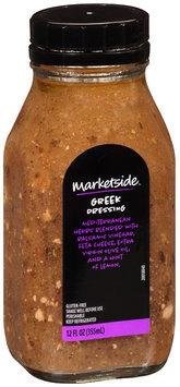Marketside™ Greek Dressing 12 fl. oz. Jar