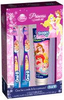 Oral-B Pro-Health Stages Disney Princesses Smile Kit