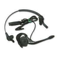 Plantronics H171N DuoPro Convertible Noise Canceling Headset