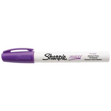 Sharpie Gardening Supplies. Purple Medium Point Oil-Based Paint Marker