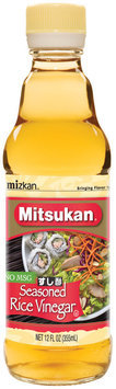Mitsukan Seasoned No Msg Rice Vinegar 12 Fl Oz Glass Bottle