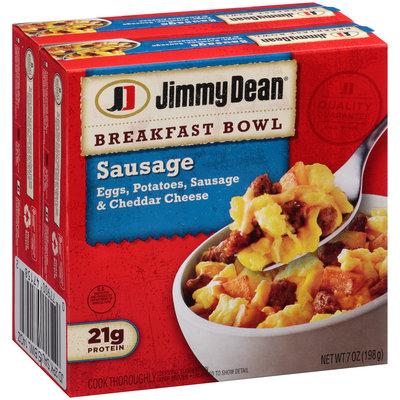 Jimmy Dean® Sausage Breakfast Bowl 2-7 oz. Boxes
