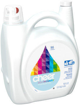 Cheer Free Liquid Laundry Detergent 96 load 150 fl oz