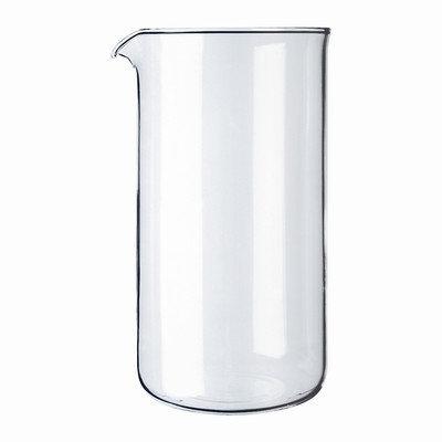 Bodum 3 Cup Plastic French Press Shatterproof Replacement Beaker