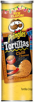 Pringles® Tortillas Chili Cheese Tortilla Crisps