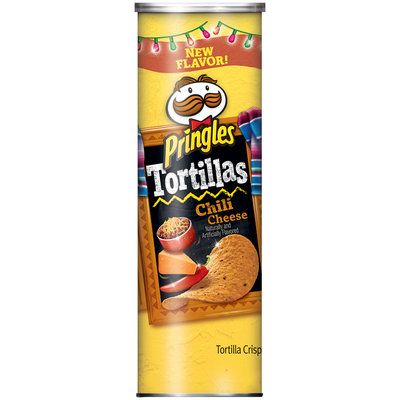 Pringles® Tortillas Chili Cheese Tortilla Crisps