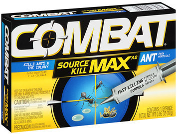 Combat® Source Kill Max A2 Ant Killing Gel 0.95 oz. Box