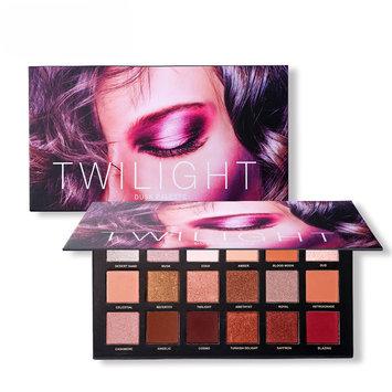 UCANBE Twilight & Dusk Glitter Eyeshadow Palette