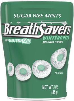 Breath Savers® Wintergreen Mints 3 oz. Plastic Container