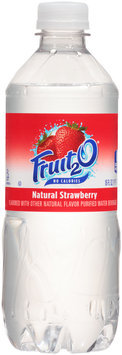 Fruit2O® Natural Strawberry Purified Water Beverage