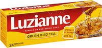 Luzianne® Green Iced Tea 24 ct. Bag.