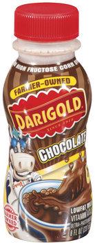 Darigold Chocolate Milk 8 Oz Plastic Bottle