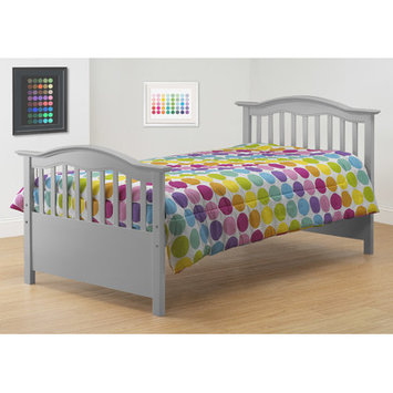 Orbelle Twin Bed Gray - TB480-G