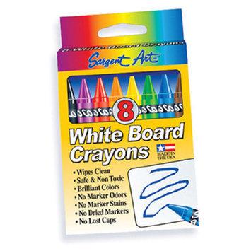 SARGENT ART INC. SAR350522 SARGENT ART WHITE BOARD CRAYONS LRG