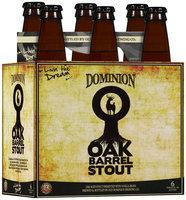 Dominion Oak Barrel Stout Beer