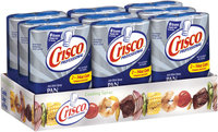 Crisco Anti-Stick Pan Release 14 Oz Aerosol Cans Cooking Spray 2 Ct Wrapper