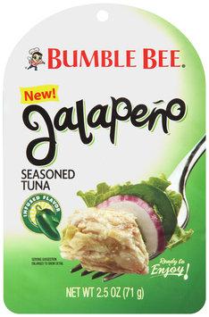 Bumble Bee® Jalapeno Seasoned Tuna 2.5 oz. Package