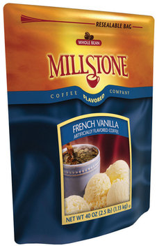 Millstone French Vanilla Artificially Flavored Coffee 40 Oz