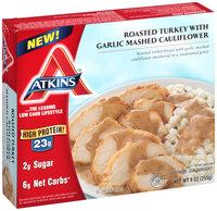 Atkins™ Garlic Mashed Cauliflower Roasted Turkey 9 oz. Box