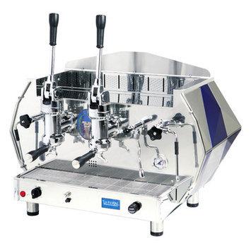 Isomac La Pavoni Diamente Lever Coffee Maker Color: Blue