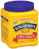 Kingsford's  Corn Starch 16 Oz Canister