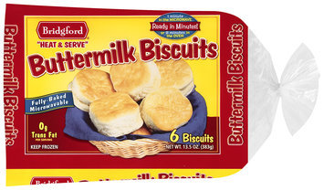 Bridgford® Buttermilk Biscuits 6 ct