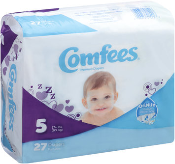 CMF-5 Comfees® Baby Diapers Size 5, 27 count