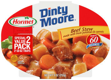 Hormel™ Dinty Moore® Beef Stew 2-9 oz. Trays