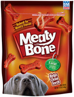 Meaty Bone Large Dog Snacks, 7.5 lb. Bag