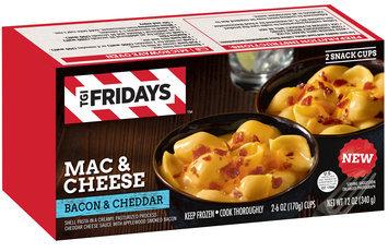 TGI Friday's® Bacon & Cheddar Mac & Cheese