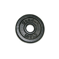 CanDo 10-0600 Iron Disc Weight Plate 1.25 Lb.