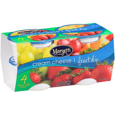 Marzetti® Cream Cheese Fruit Dip 4-3.75 oz. Cups