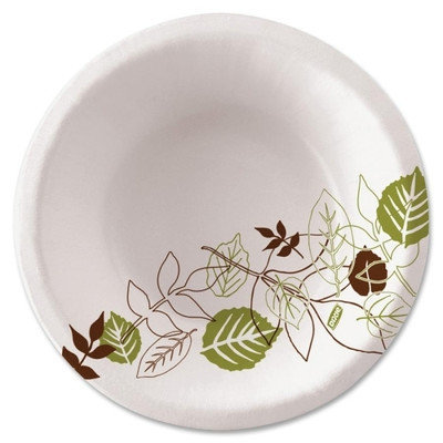 Dixie Pathways™ Ultra® 12 oz. Heavyweight Paper Bowls WiseSize