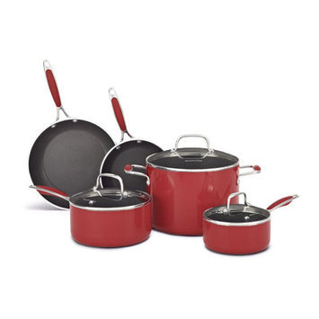 KitchenAid 8-pc. Nonstick Aluminum Cookware Set