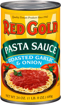 Red Gold® Roasted Garlic & Onion Pasta Sauce 24 oz. Can