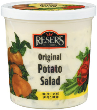 Reser's Fine Foods Original Potato Salad 4 Lb Tub