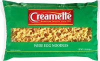 Creamette® Wide Egg Noodles 16 oz. Bag