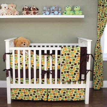 My Blankee Turtle Time 6 Piece Crib Bedding Set