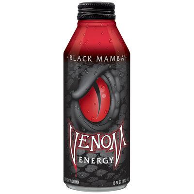 VENOM Black Mamba Energy Drink 16 OZ CAN