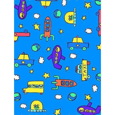Stwd 3 Piece Kiddie Transport Sheet Crib Bedding Set