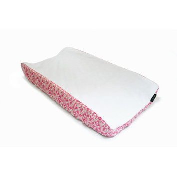 Ah Goo Baby Changing Pad Cover Pattern: Charleston
