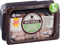 Oscar Mayer Selects Natural Slow Roasted Turkey Breast Cold Cuts 2-16 oz. Trays