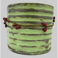 Starhollowcandleco Evergreen and Citrus Designer Candle