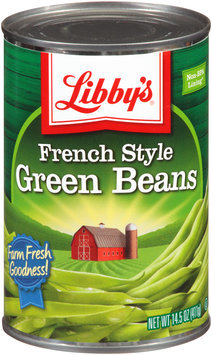 Libby's® French Style Green Beans