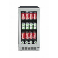 Titan Products, Llc 80 Can Built-In Beverage Cooler