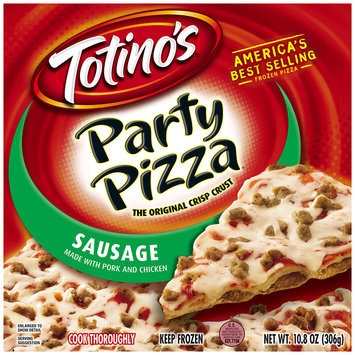 Totino's® Sausage Party Pizza®