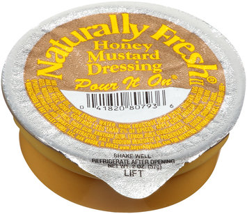 Naturally Fresh® II Honey Mustard Dressing 2 oz. Cup