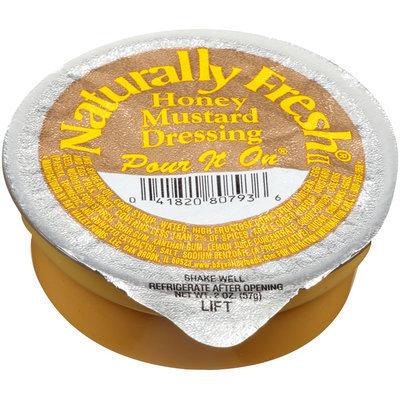 Naturally Fresh® II Honey Mustard Dressing 2 oz. Cup