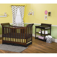 Child Craft Ashton 3-in-1 Convertible 2 Piece Crib Set