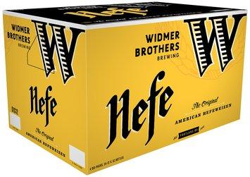 Widmer Brothers Brewing American Hefeweizen Beer 24-12 fl. oz. Bottles